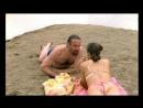 В купальнике на берегу - Анна Снаткина в сериале Заколдованный участок (2006) - Серия 7 (Закодированные)