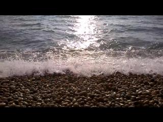 18.09.2016. Портланд. Галечный пляж (Chesil Beach). Шум прибоя :) нирвана