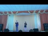 Виктория Столярова и Никита Лапшин- Мы пойдем с конем(cover)
