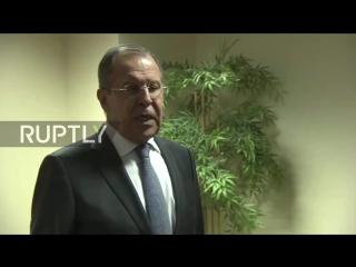 Лавров: Киев врёт, никаких вооруженных миссий на Донбассе не будет