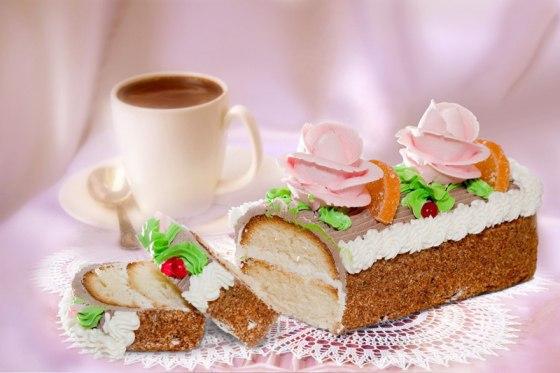 Рецепты тортов сказка в домашних условиях