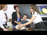Ella Hughes &amp Shona River &amp Zoe Doll (Let's Welcome The New Student  2016-09-01)School Girl,Teacher,HD