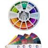 Сочетание цветов. Цветовой круг в Украине и СНГ