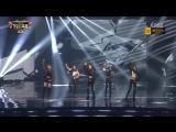 161229 Seulgi (Red Velvet) - Be Mine (Infinite cover) @ KBS Gayo Daechukje