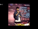 [РУС.САБ] 160409 EXO Chanyeol Top Chinese Music Most Popular Overseas Idol Award
