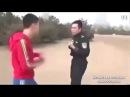 Китайская полиция Приемы самообороны
