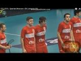 Спартак vs СК Лиелварде (лат) EFC 2016 - Spartak Moscow v SK Lielvarde (M) 2016 10 07