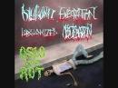 Oslo We Rot - Diskord / Obliteration / Lobotomized / Execration (Full Split)