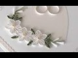 Tutorial # 20 Quilling Made Easy # How to make Beautiful flower using -Paper Art