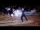 Marius Andrei Balan Khrystyna Moshenska GoldstadtPokal 2017 WO LAT solo S