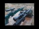Как стреляет Тигр и Трёхлинейка на 327 метров