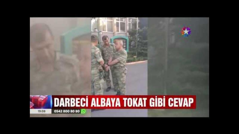 Türk Ordusunun Anayasal Düzene Bağlı Askerlerinin Elindesiniz