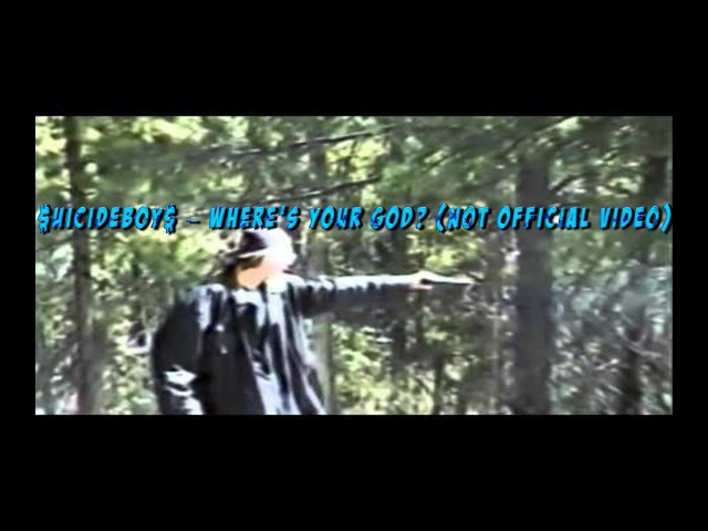 $uicideboy$ – Where's Your God? (not official video) (Columbine High School massacre)