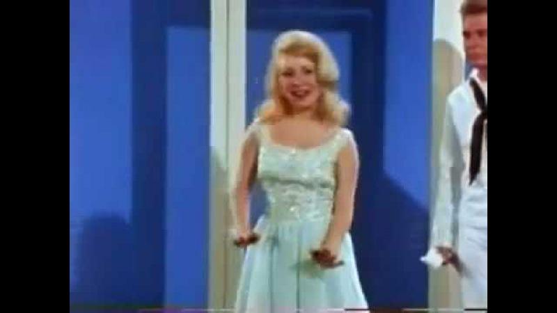 Diane Renay - 1964 TV Appearance - Kiss Me Sailor