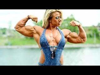 Muscle women! Female Bodybuilding! Strong women!FBB!Muscle girl!bodybuilding motivation