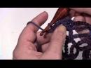 How to Crochet:Berry Harvest Bandana Cowl ( Shawl)