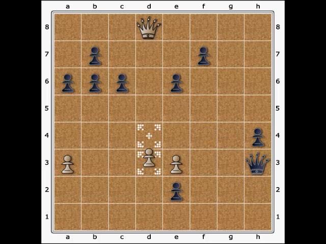 Beş hamleli oyun. No-231_240.