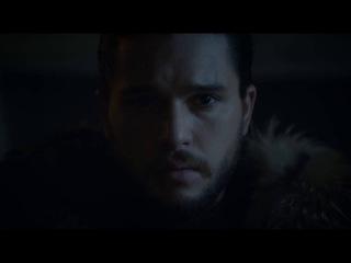 Джон Сноу король севера/Jon Snow king in the noth