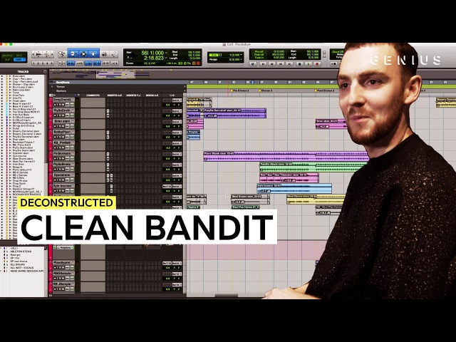 The Making Of Clean Bandit's Rockabye Deconstructed