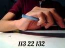 Vài Beat Pen Tapping Cơ Bản Nhưng Thông Dụng Cho Người Mới Tập