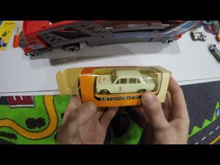 Машинки Пита 153 автовоз и гараж хот вилс про игрушки коллекционные модели машинк...