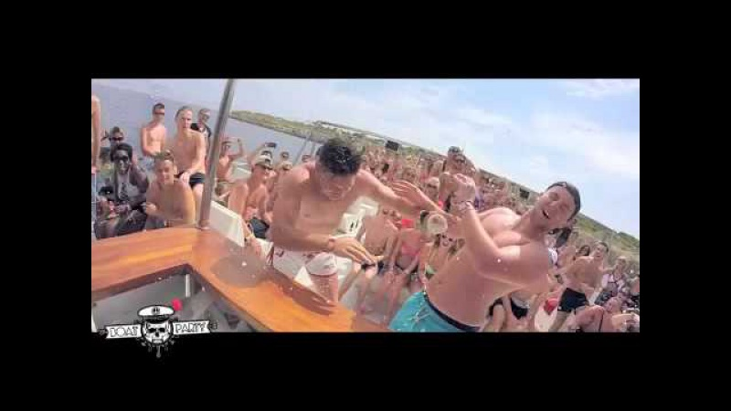 Magaluf Boat Party!!