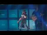 ACDC WAxl Rose - Thunderstruck (Madison Square Garden,Nyc) 9.14.16