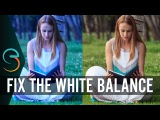 Easy Fix for White Balance in Photoshop CC