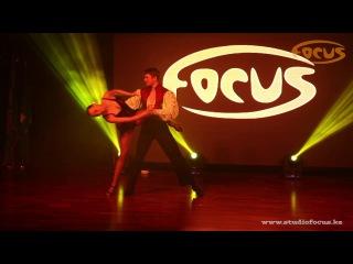 Аргентинское танго I Зимний отчетный концерт 2016 I Dance Studio Focus