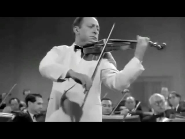 Jascha Heifetz Introduction and Rondo Capriccioso