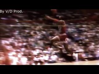 JORDAN Free-throw line dunk