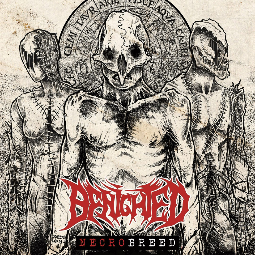 Benighted - Necrobreed (2017)
