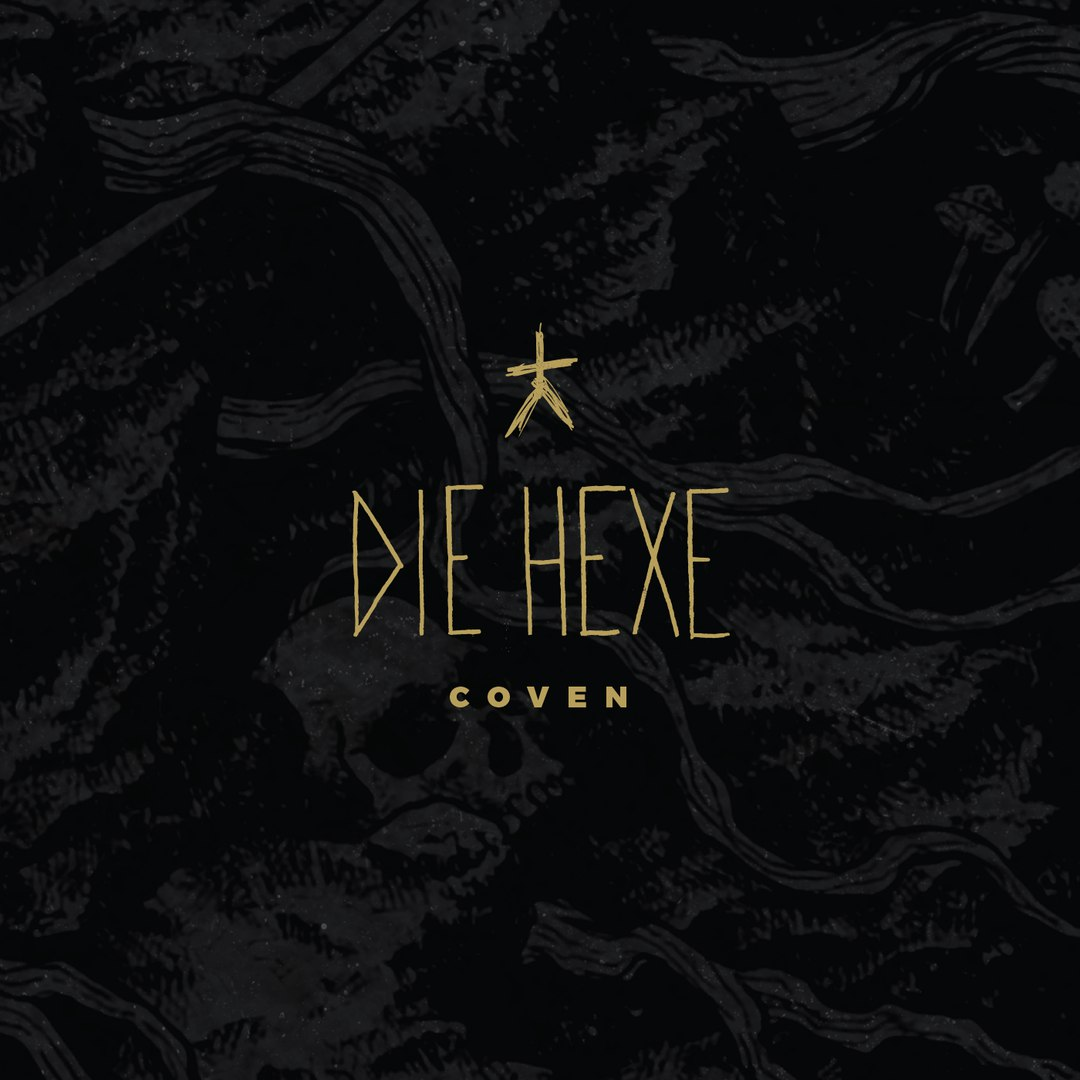 Die Hexe - Coven [EP] (2017)