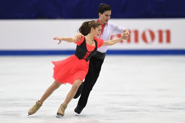 Анастасия Шпилевая - Григорий Смирнов/ танцы на льду - Страница 8 W-gvQf6Jo5Q