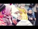 """Новогодний детский праздник на улице. Перед новогодним шоу на воде """"Принцесса Лебедь""""!"""