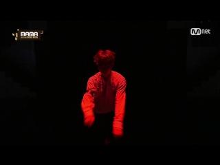 EXO - Transformer + Monster @ 2016 MAMA Mnet Asian Music Awards 161202
