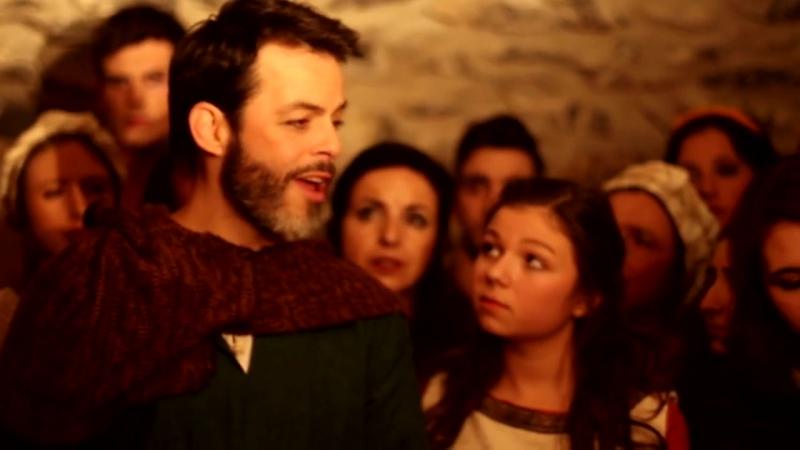 Lhéritage - Nuno Resende et la troupe de Guillaume Tell