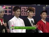 160409 NCT на ковровой дорожке Top Chinese Music Awards
