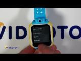 Детские GPS часы с камерой Q75 GW1000 - видео обзор