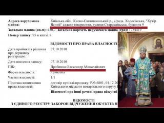 Золотой Батон_ Олександр Драбинко - мажор в рясі
