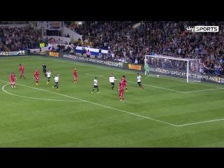 Тоттенхэм - Гиллингем   Кубок Английской Лиги   3-й раунд