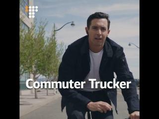 Смарт-куртка Commuter Trucker