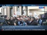 Турция: сотни сторонников
