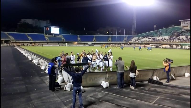 Крайня гра Даллку за ФК Ворскла. Арменд наш капітан!