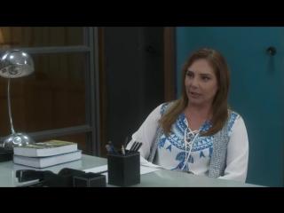 A Lei do Amor: Heloisa Périssé interpreta Mileide
