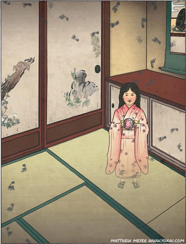 Зашікі вараші (Zashiki warashi)