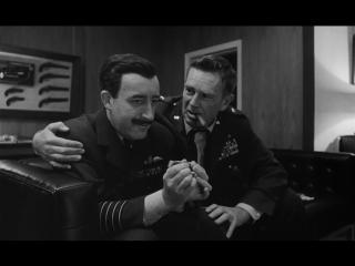 Стенли Кубрик  Доктор Стрейнджлав, или Как я перестал бояться и полюбил бомбу  (1964)