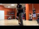 Daniel Marinho and Lucia Nikitasenko, intermediate, dance