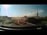 аварии на дорогах 2012 (нарезка-жесть!!!)
