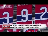 NHL Morning Catch Up: Ovechkins historical night | January 10, 2017
